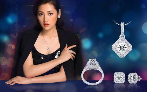 Tú Anh gợi ý mix đồ cùng trang sức kim cương - 2