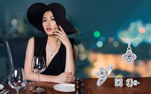 Tú Anh gợi ý mix đồ cùng trang sức kim cương - 3