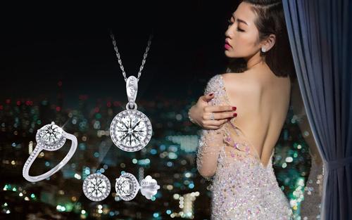 Tú Anh gợi ý mix đồ cùng trang sức kim cương - 5