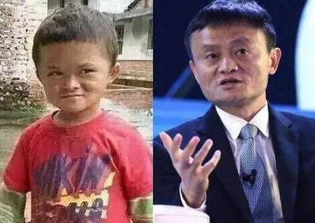 Sự thật việc Jack Ma chu cấp cho cậu bé giống hệt mình - 1