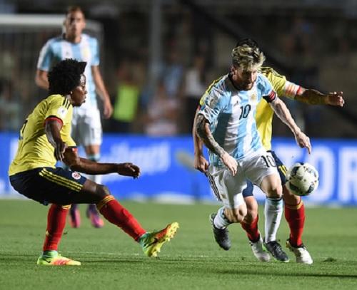 Hết nỗi lo World Cup, Messi tìm lại niềm vui - 1