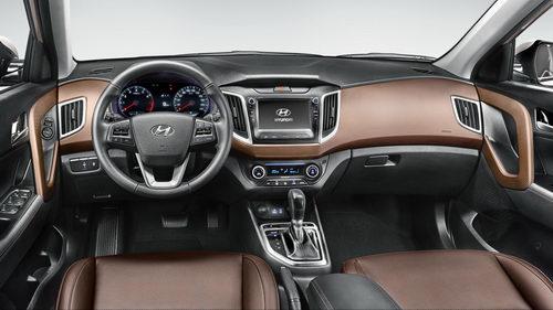 Chiêm ngưỡng hình ảnh mới của Hyundai Creta 2017 - 4