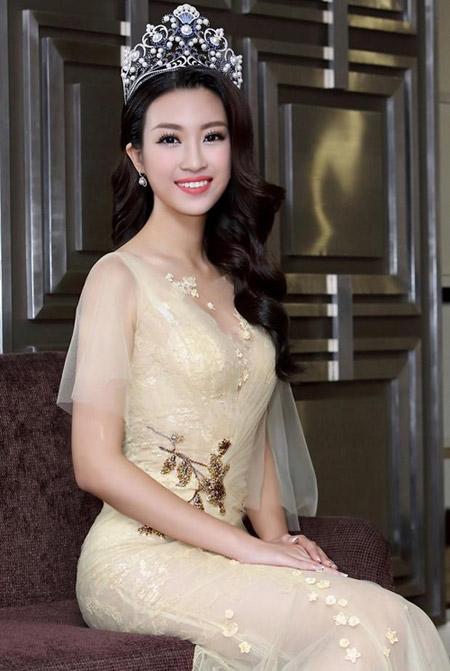"""""""Thần tiên tỷ tỷ thế hệ mới""""- Hoa hậu Đỗ Mỹ Linh - 4"""
