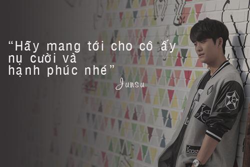 """10 câu thoại """"đốn tim"""" khán giả trong Tuổi Thanh Xuân 2 - 3"""