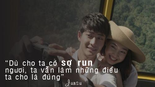 """10 câu thoại """"đốn tim"""" khán giả trong Tuổi Thanh Xuân 2 - 4"""