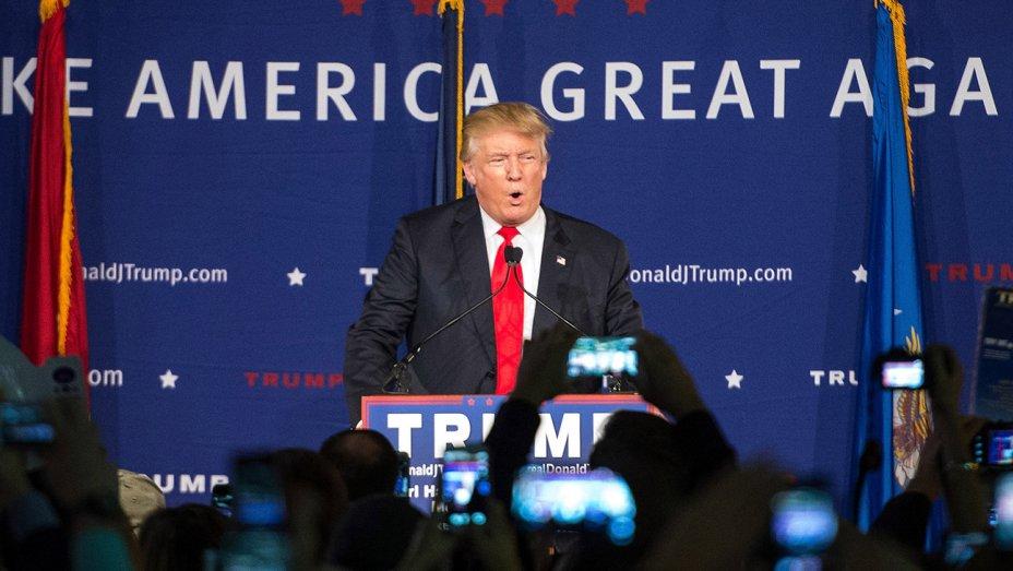 Câu hỏi lớn: Vì sao Trump muốn làm tổng thống Mỹ? - 2