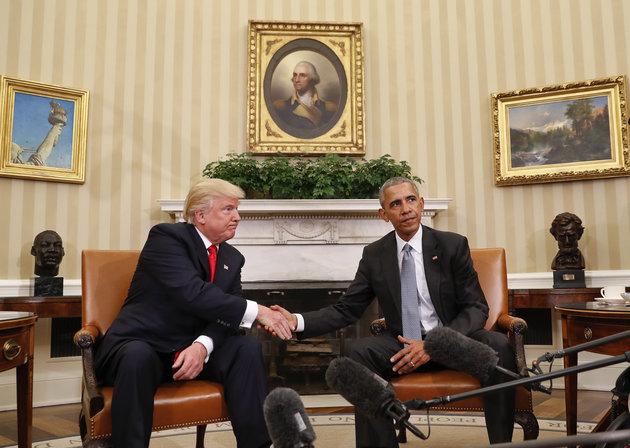 Câu hỏi lớn: Vì sao Trump muốn làm tổng thống Mỹ? - 5