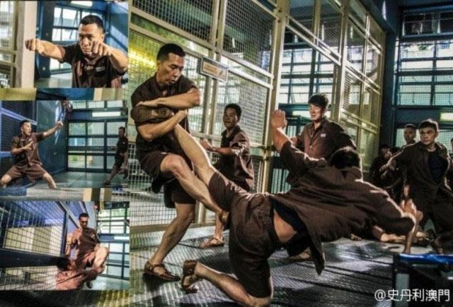Màn đấu võ nghẹt thở của Chân Tử Đan trong Kungfu Jungle - 4