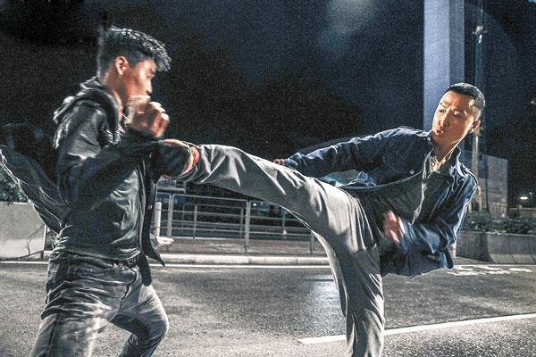 Màn đấu võ nghẹt thở của Chân Tử Đan trong Kungfu Jungle - 5