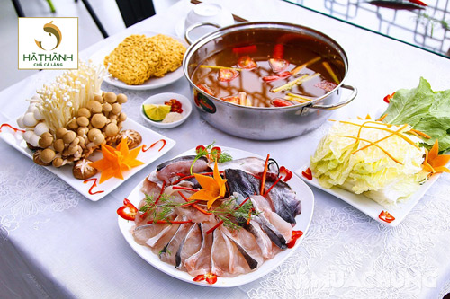 Chả cá Hà Thành giảm giá 45% tri ân ngày 20/11 - 5