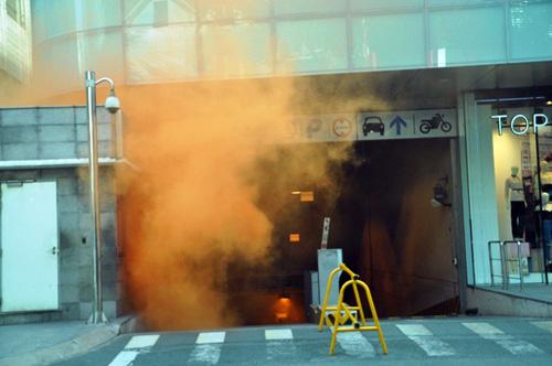 Kịch bản cháy nổ kịch tính ở toà nhà cao nhất Sài Gòn - 1