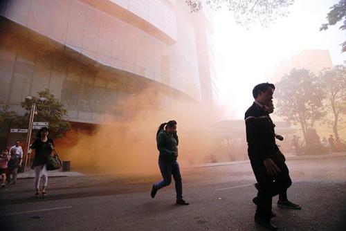 Kịch bản cháy nổ kịch tính ở toà nhà cao nhất Sài Gòn - 5