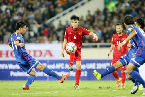 """Báo châu Á dự đoán Xuân Trường giành """"Quả bóng Vàng"""" AFF Cup - 1"""