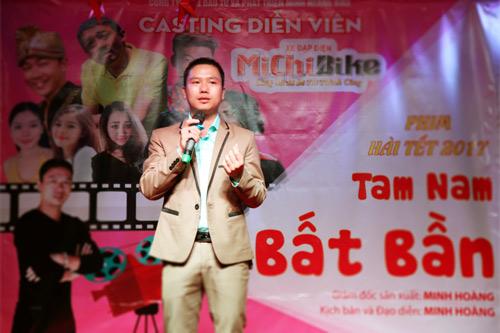 Minh Tít – Trung Ruồi tham gia casting phim hài Tết 2017 - 2