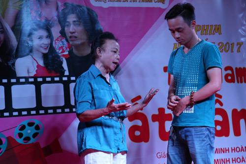 Minh Tít – Trung Ruồi tham gia casting phim hài Tết 2017 - 4