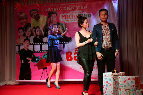 Minh Tít – Trung Ruồi tham gia casting phim hài Tết 2017 - 5