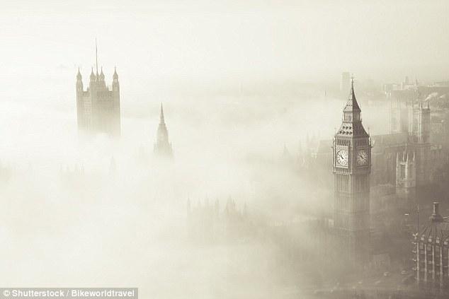 """Giải mã """"sương mù sát thủ"""" giết chết 12.000 người ở Anh - 1"""