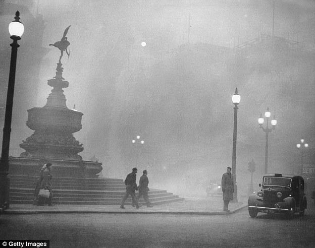 """Giải mã """"sương mù sát thủ"""" giết chết 12.000 người ở Anh - 2"""