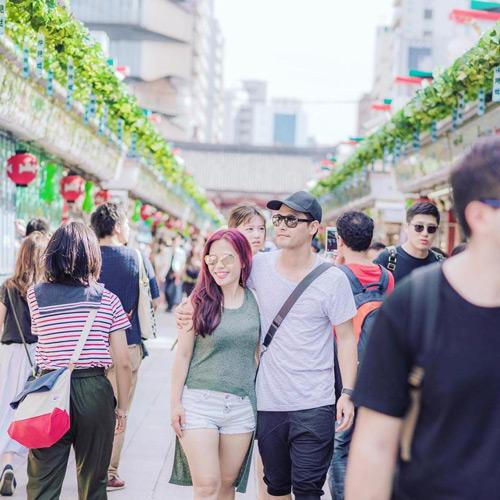 11 năm yêu, vợ chồng Phan Anh vẫn ngọt ngào như thuở còn son - 1
