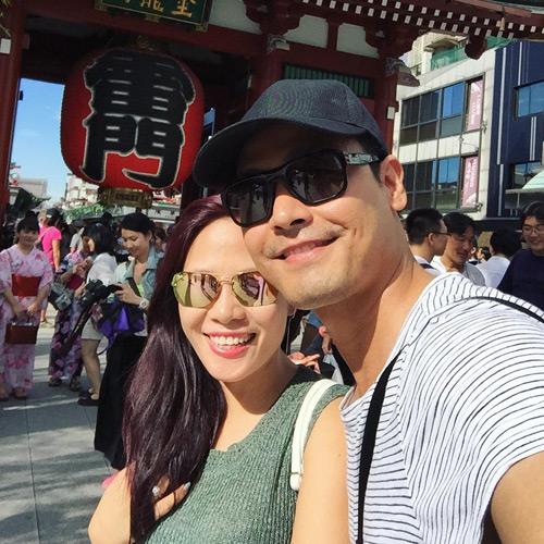 11 năm yêu, vợ chồng Phan Anh vẫn ngọt ngào như thuở còn son - 7