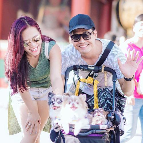 11 năm yêu, vợ chồng Phan Anh vẫn ngọt ngào như thuở còn son - 6