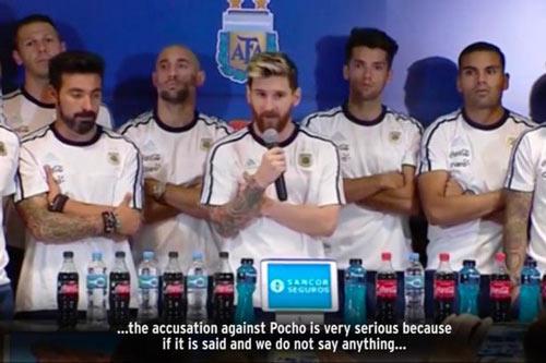 Argentina thắng lớn, Messi khiến báo chí bàng hoàng - 2