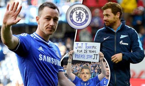 """""""Mourinho đệ nhị"""" mời Terry tới Trung Quốc với lương khủng - 2"""