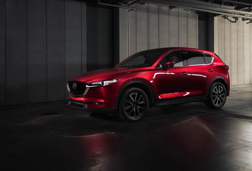 Mazda CX-5 2017 hoàn toàn mới ra mắt - 1
