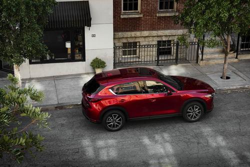 Mazda CX-5 2017 hoàn toàn mới ra mắt - 4