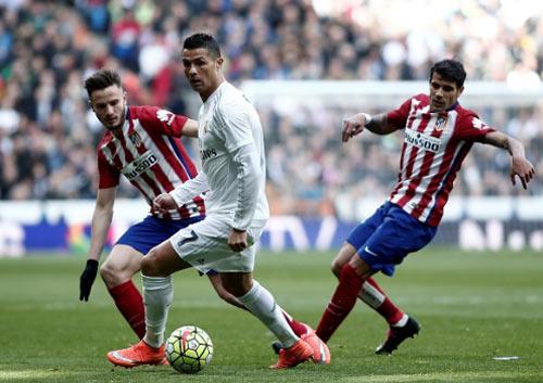 Đội hình SAO derby Madrid: Không có chỗ cho Ronaldo - 1