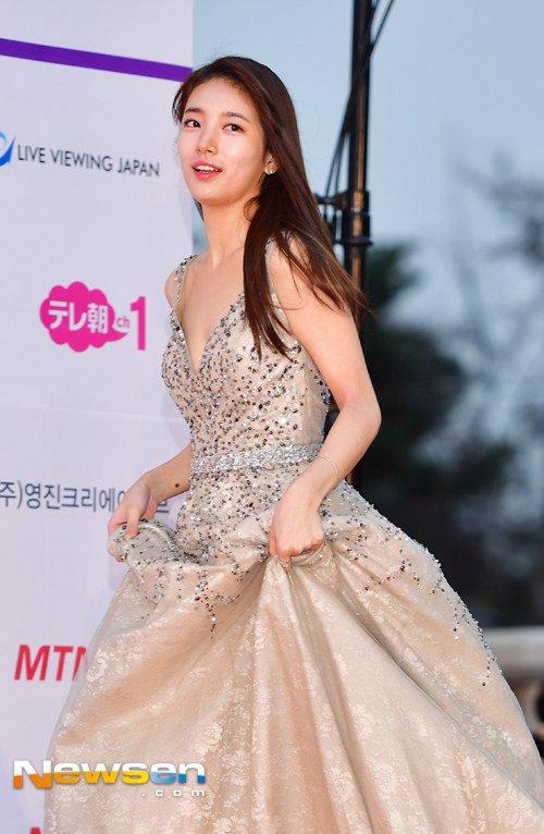 Chi Pu xinh như công chúa, được báo Hàn hết lời ca ngợi - 7