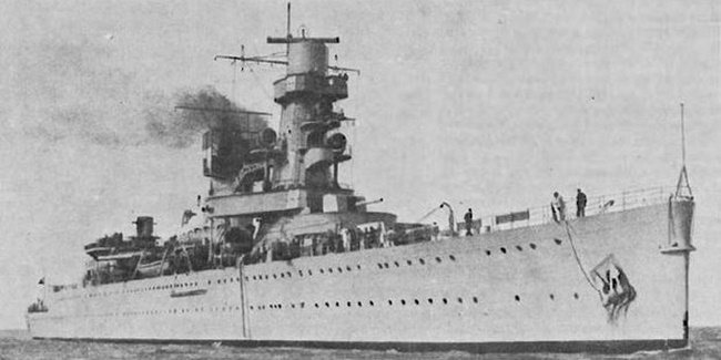 3 chiến hạm từ Thế chiến 2 bị nấu sắt vụn ở Indonesia? - 2