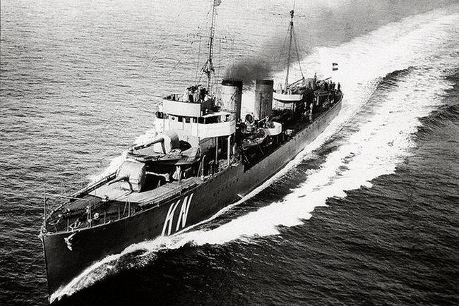 3 chiến hạm từ Thế chiến 2 bị nấu sắt vụn ở Indonesia? - 1