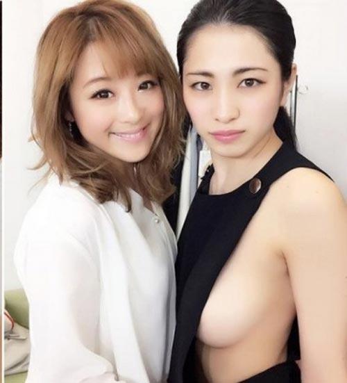 Những điều chưa biết về tân Hoa hậu ngực đẹp Nhật Bản - 4