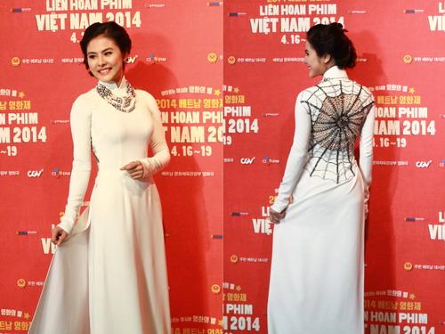 """Sao Việt và phục trang """"không giống ai"""" trên sân khấu - 4"""