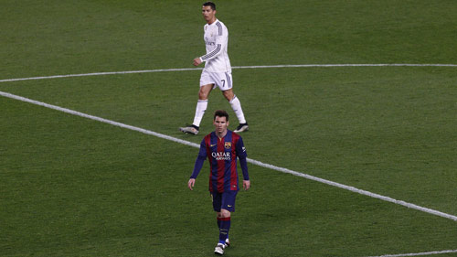 Messi xuất sắc nhất thập kỷ qua, Ronaldo chỉ về nhì - 1