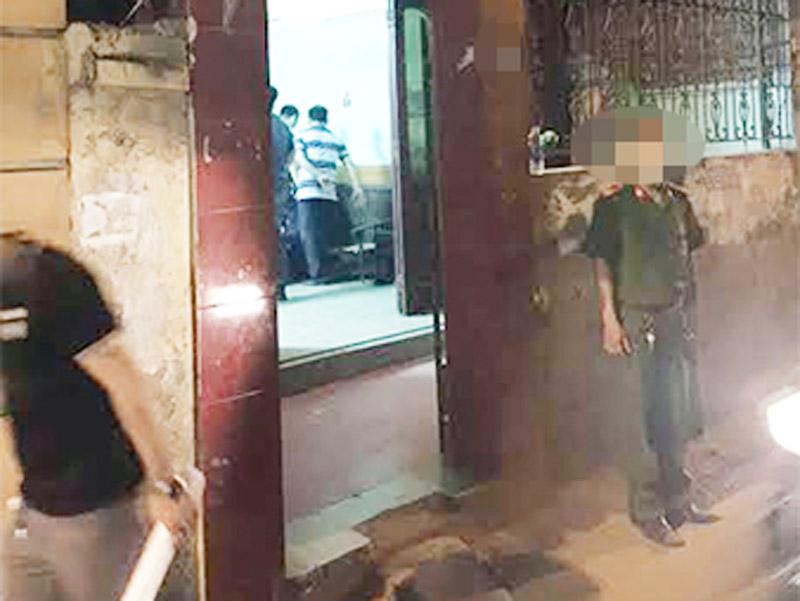 Nam thanh niên tử vong trong ngôi nhà đóng kín cửa - 1