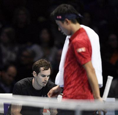 Chi tiết Murray - Nishikori: Ngược dòng bản lĩnh (KT) - 5