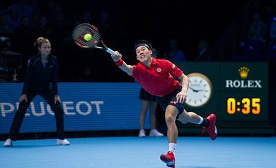 Chi tiết Murray - Nishikori: Ngược dòng bản lĩnh (KT) - 7