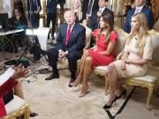 Thế giới - Con gái Trump xin lỗi vì quảng cáo vòng tay khi lên TV