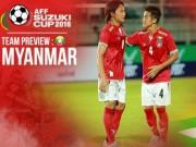 """Bóng đá - Đối thủ của ĐT Việt Nam: Myanmar - """"Thiên thần"""" có kỷ luật thép"""