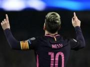 Bóng đá - Messi xuất sắc nhất thập kỷ qua, Ronaldo chỉ về nhì