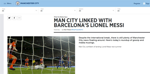 Messi đòi Barca 800.000 bảng/tuần, Man City theo đuổi, MU bất lực - 1