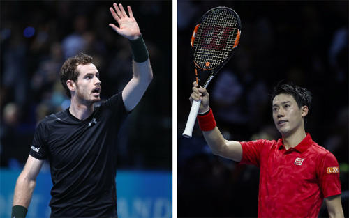 Murray - Nishikori: 3 set giàu cảm xúc (ATP Finals) - 1