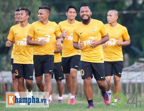 Tin nhanh AFF Cup: Malaysia không ngại Việt Nam, chỉ ngán Thái Lan - 6