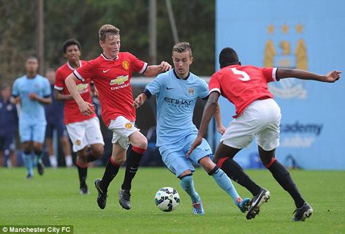 Bẽ mặt: Lứa trẻ MU lần lượt thua Man City 0-5, 0-6 và 0-9 - 2