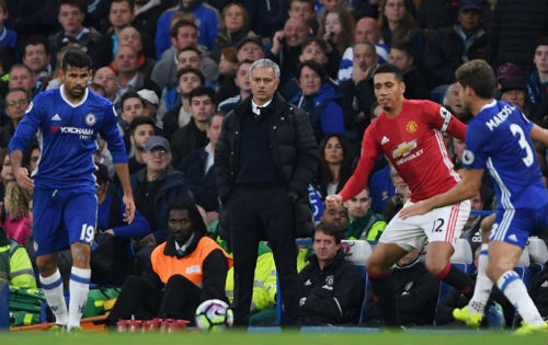 """MU - Arsenal: Mourinho cẩn thận """"cả giận mất khôn"""" - 2"""