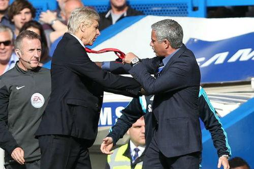 """MU - Arsenal: Mourinho cẩn thận """"cả giận mất khôn"""" - 3"""