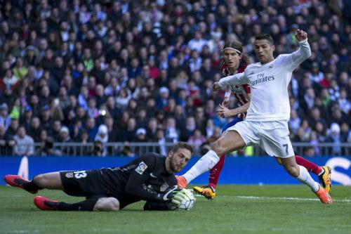 """Real Madrid đấu Atletico: Ronaldo tái ngộ """"khắc tinh"""" - 1"""