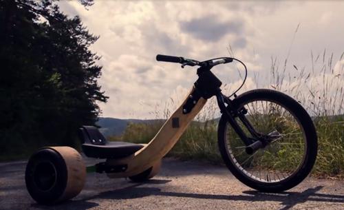 Hướng dẫn cách tự chế xe đạp drift cực chất - 1